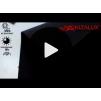 Фото Акварель 200 черный -  ткань для тканевых ролет Рулонные шторы