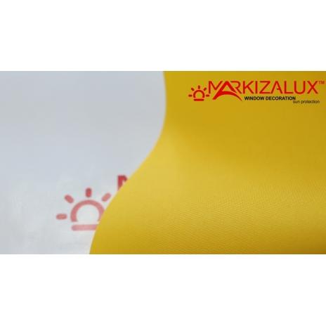 Фото Акварель 200 жёлтый -  ткань для тканевых ролет Рулонные шторы
