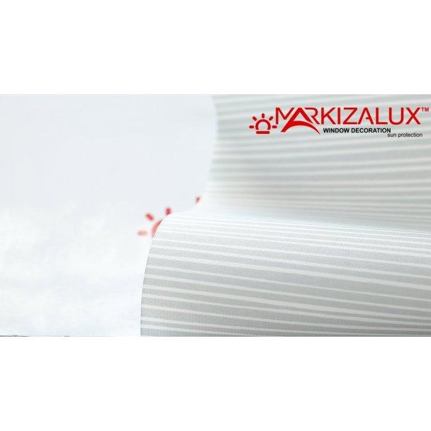 Фото Сорренто грей - ткань для рулонных штор Рулонные шторы