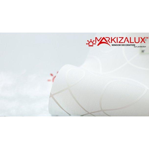 Фото Артуэль белый - ткань для рулонных штор Рулонные шторы